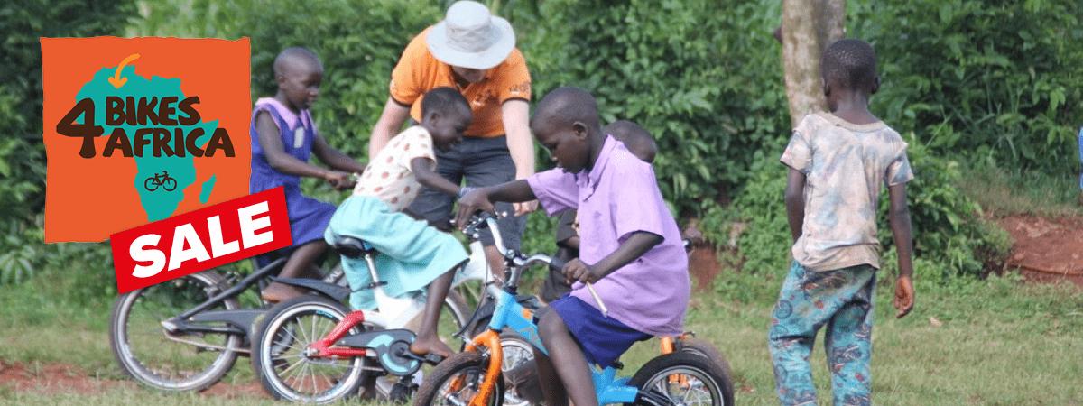 Bikes 4 Africa Sale - koop een fiets en steun het goede doel