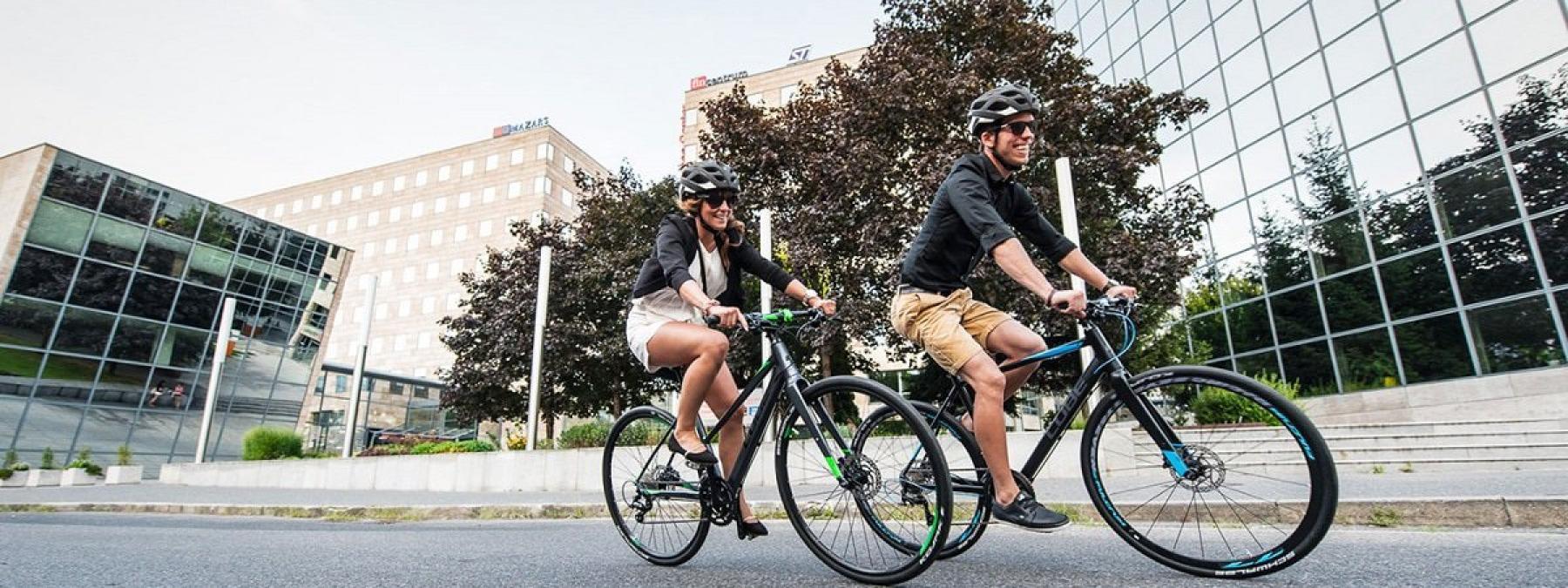 Nu een fiets kopen: fitness hybride