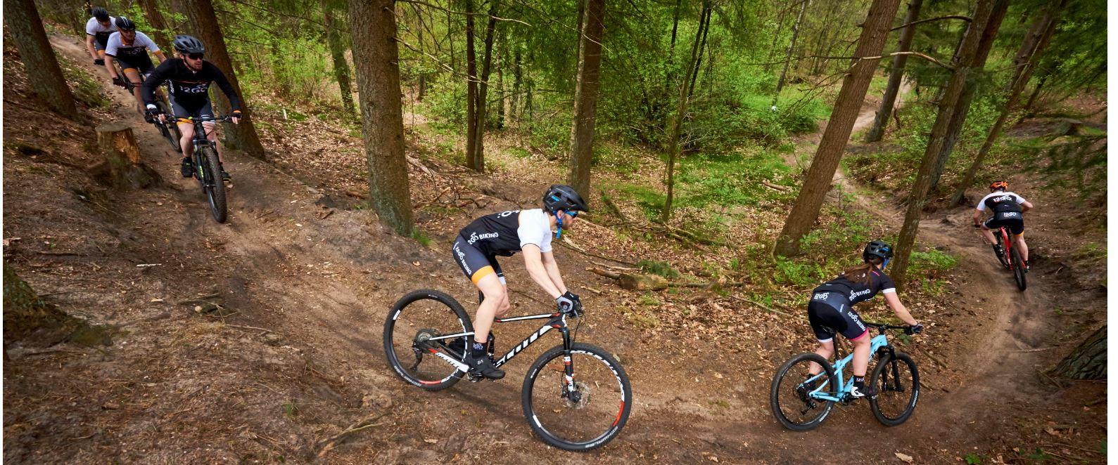 De juiste framemaat voor je mountainbike kiezen
