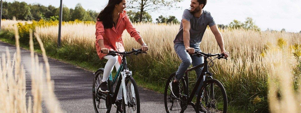 Hybride fietsen: dit zijn verschillen