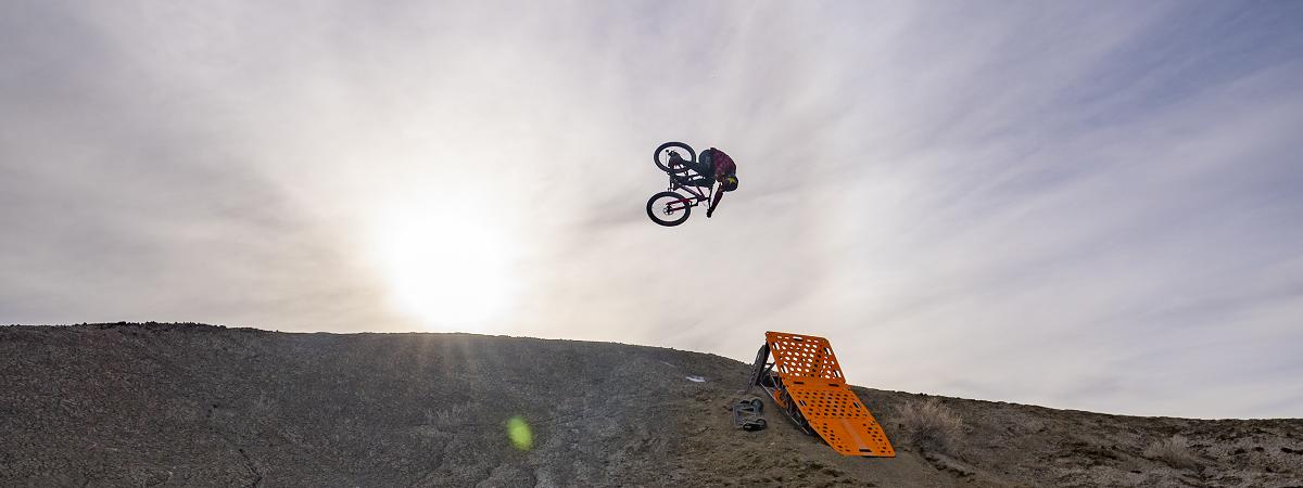 Nieuw bij 12GO Biking: Mountainbike ramps van MTB-Hopper
