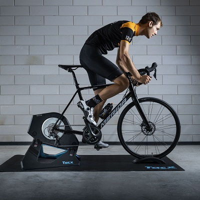Fietstrainer review: Tacx Neo 2T