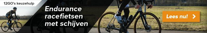 12GO'S Keuzehulp: Endurance racefietsen tussen de 1.999 en 2.599 euro