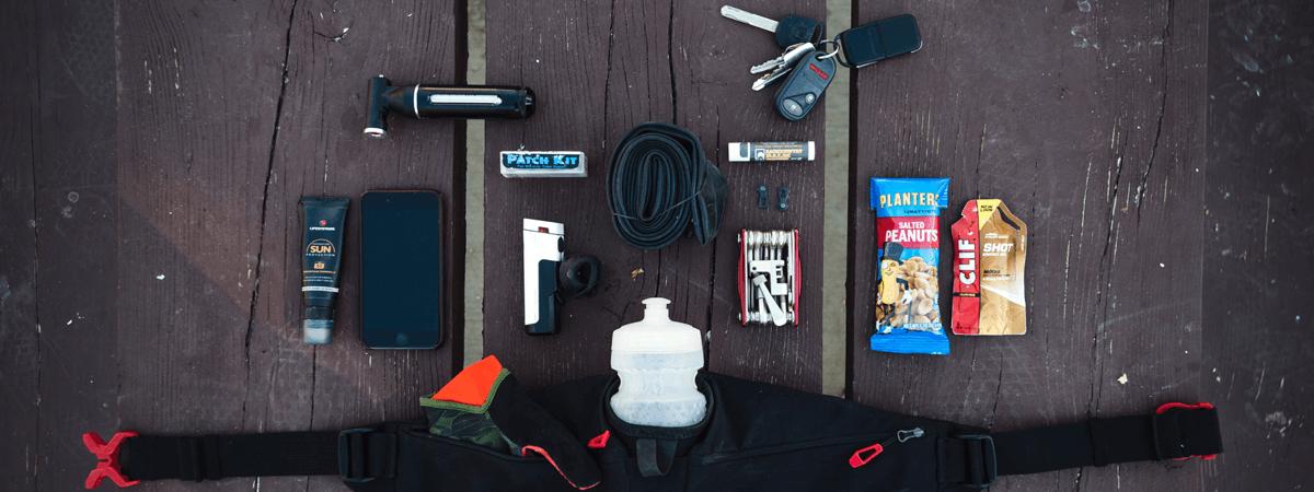 Mountainbike gereedschap voor onderweg: wat neem je mee?