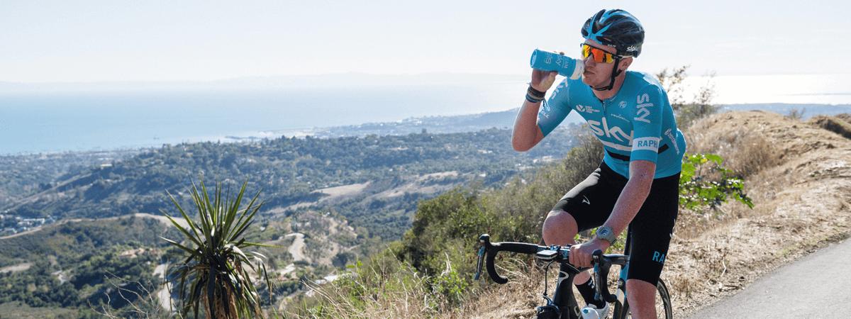 Sportvoeding: praktische tips voor wielrenners
