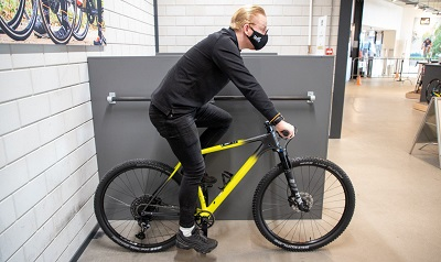 Wat is de ideale bandenspanning voor mijn mountainbike?