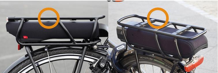 Past deze fietstas op mijn elektrische fiets?