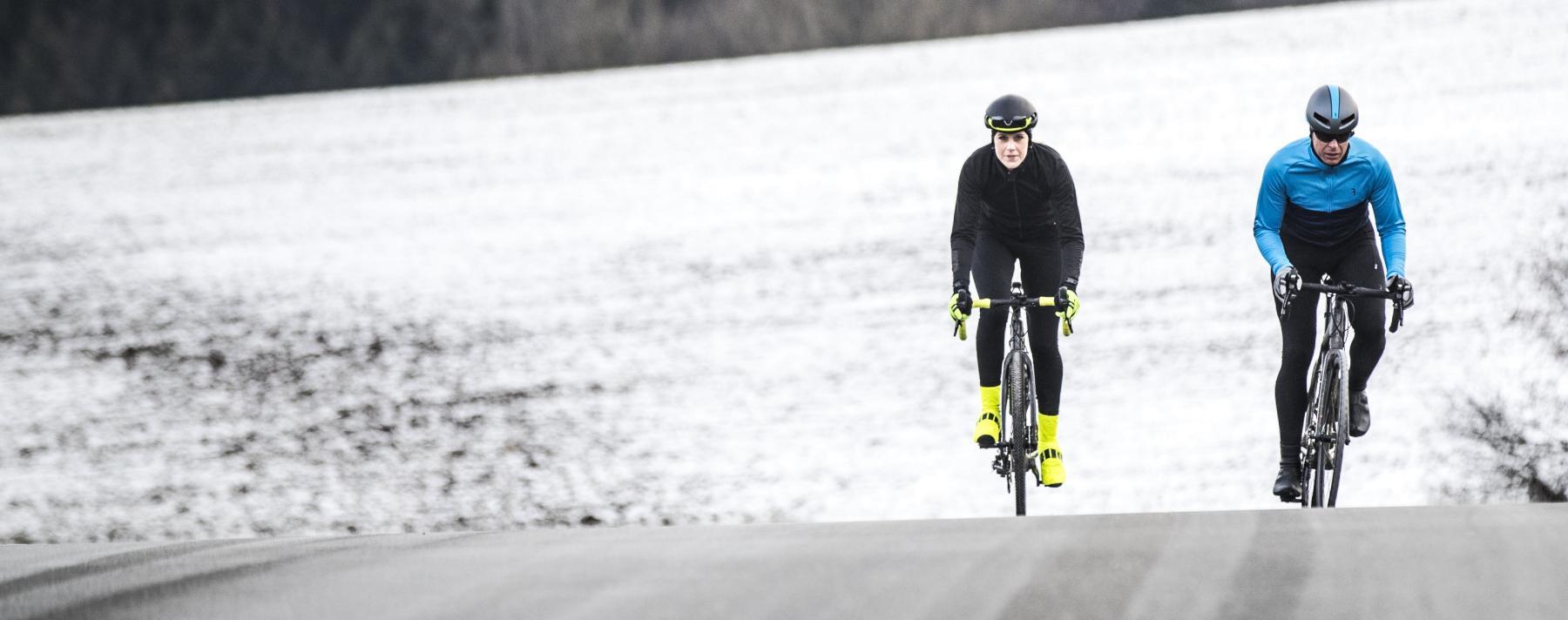 Welke fietskleding bij welke temperatuur