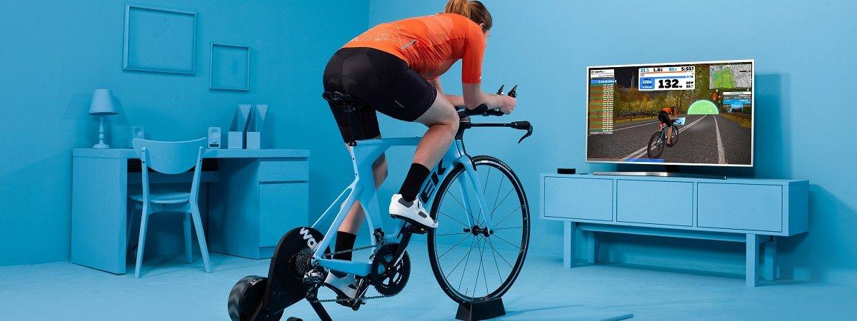Interactieve fietstrainers: wat heb je nodig?