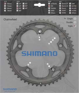 Shimano 105 5703 Triple Kettingbladen