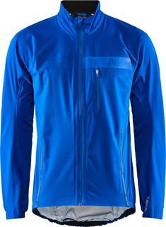 Craft Surge Rain Jacket Blauw