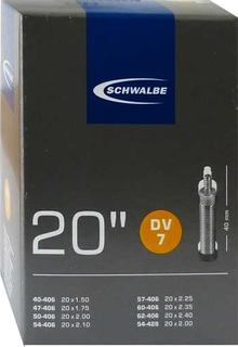 "Schwalbe DV7 20"" Dunlop Binnenband"