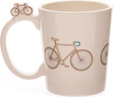 Cyclo Cadeau Retro Koffiemok