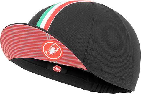 Castelli Rosso Corsa Cycling Cap
