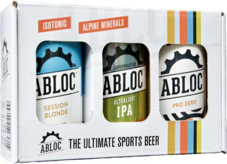 Abloc Giftpack 3-pack Mix Bier