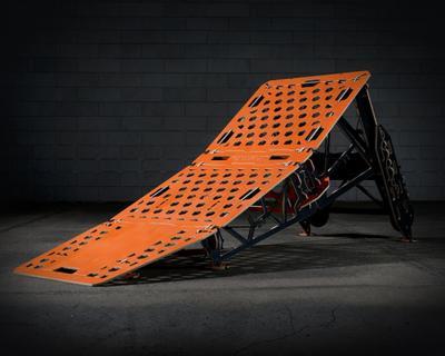 MTB Hopper Area 51 Ramp