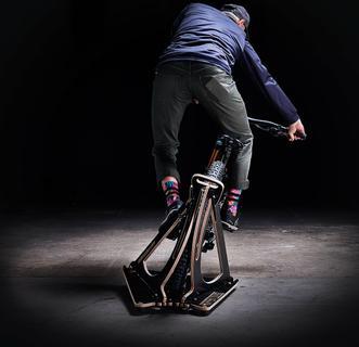MTB Hopper Balance