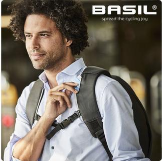 Basil B-Safe Led Rugtas