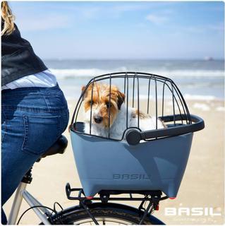 Basil Draadkoepel voor Buddy Hondenfietsmand