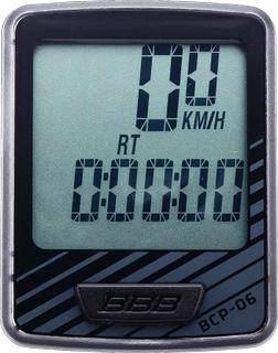 BBB BCP-06 Dashboard fietscomputer bedraad