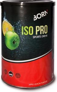 Born Sports drink ISO Pro Apple Lemon 400 gram