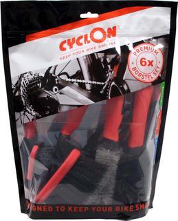 Cyclon Borstelset 6-delig