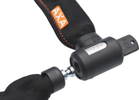 AXA Kettingslot Cherto Compact Neopreen Kettingslot
