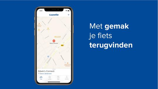 Gazelle Orange C8 HMB Connect 2021