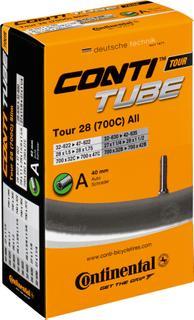 "Continental Tour All 28"" Schrader Binnenband"