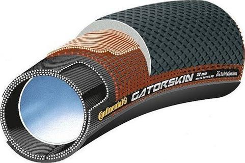 Continental Sprinter Gatorskin Tube Buitenband Racefiets