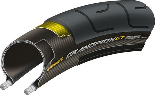 Continental Grand Prix GT Vouw Buitenband Racefiets
