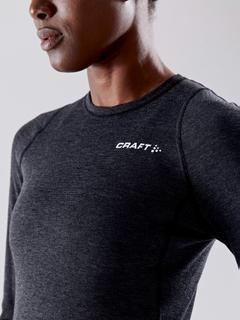 Craft Core Wool Merino LS Ondershirt Dames