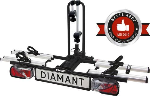Pro User Diamant Fietsendrager Zwart
