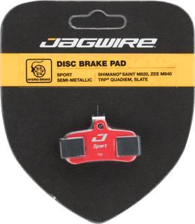 Jagwire Schijfremblokken DCA005 Sport Resin/Metal