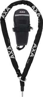 AXA RLC Insteekketting met zadeltas 140cm