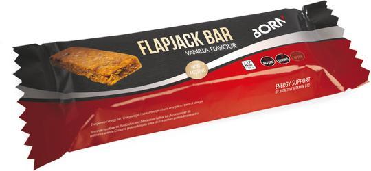 Born Flapjack Vanilla Bar