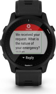 Garmin Forerunner 945 LTE Zwart