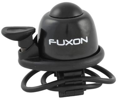 Fuxon Fietsbel Zwart