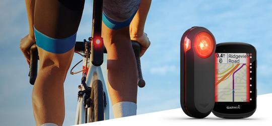 Garmin Edge 530 GPS + Varia Achteruitkijkradar RTL515 Bundel