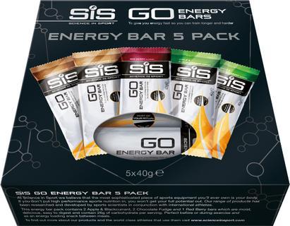 SiS Go Energy Bar Variety 5-pack