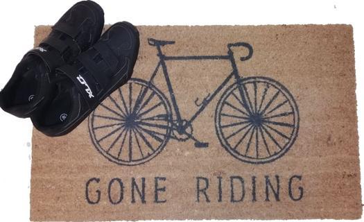 Cyclo Cadeau Gone Riding Deurmat