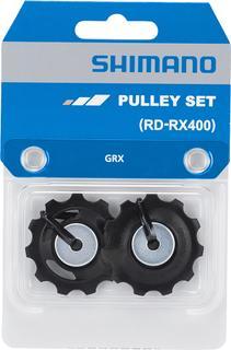 Shimano GRX RX400 10-SP Derailleurwielset