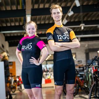 Bioracer 12GO Team Performance Jersey Dames