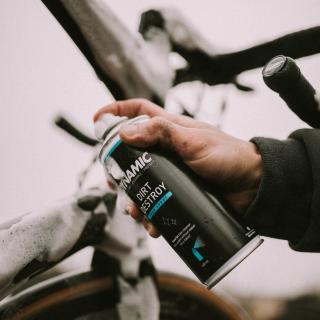 Dynamic Bike Care Dirt Destroy Foam Spray