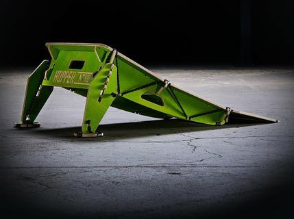 MTB Hopper Intro Ramp