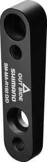 Shimano Schijfrem Adapter ISMMAR160DDA
