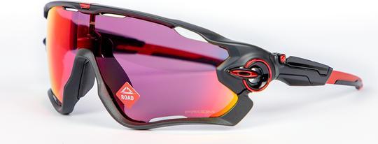 Oakley Jawbreaker Matte Black Prizm race Fietsbril