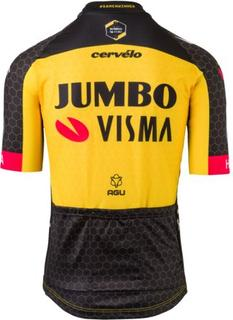 Agu Jumbo-Visma Heren Jersey 2021