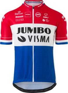 Agu Jumbo-Visma Champion Nederland Jersey 2020