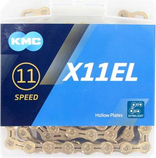 KMC X11EL Ti-N Gold 11-speed Ketting